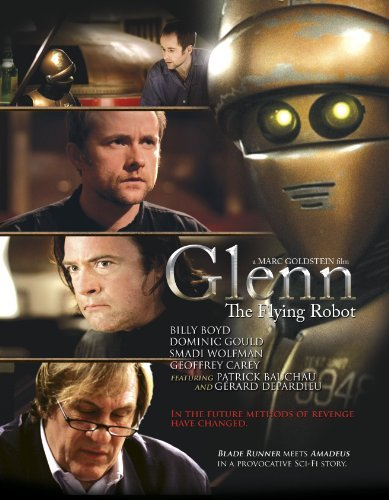 Glenn The Flying Robot Boyd Gould Wolfman Nr