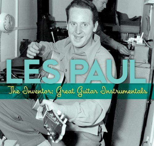 Les Paul Inventor Great Guitar Instrum