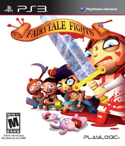 Ps3 Fairytale Fights Playlogic International