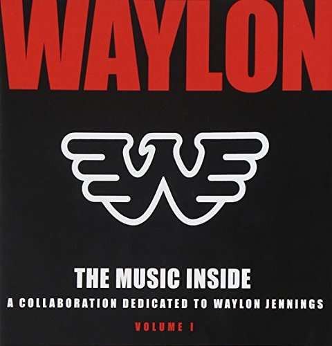 Waylon Jennings Music Inside Collaboration De