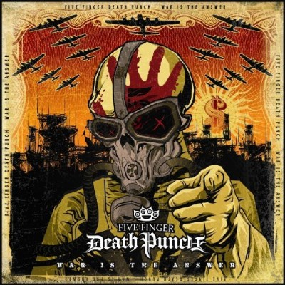 Five Finger Death Punch War Is The Answer Explicit Version 2 Lp