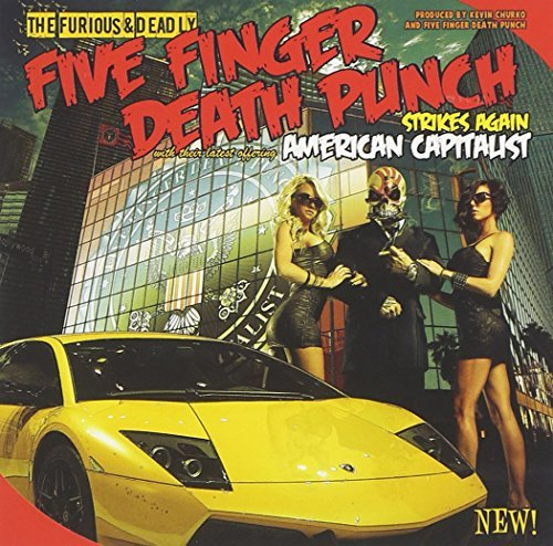Five Finger Death Punch American Capitalist Clean Version