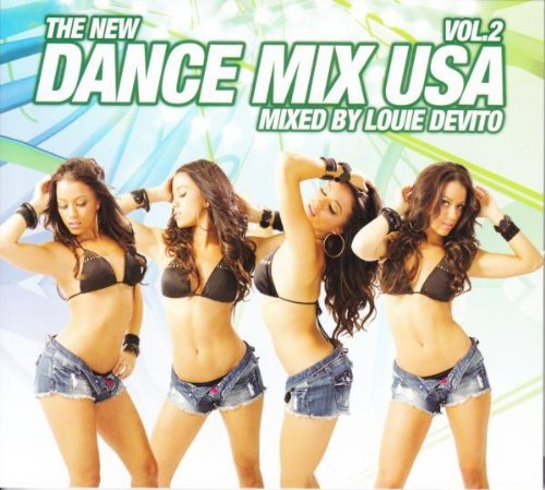 Dance Mix Usa Vol. 2 Dance Mix Usa Mixed By Louie D