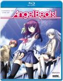 Angel Beats! Complete Collecti Angel Beats Blu Ray Ws Tv14 2 Br