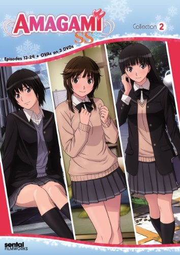 Amagami Ss Collection 2 Amagami Ss Nr 3 DVD