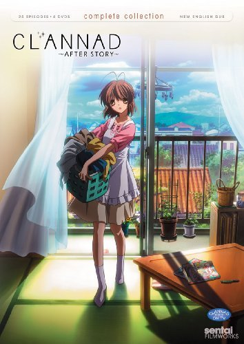 Clannad After Story Complete Collection Nr 4 DVD