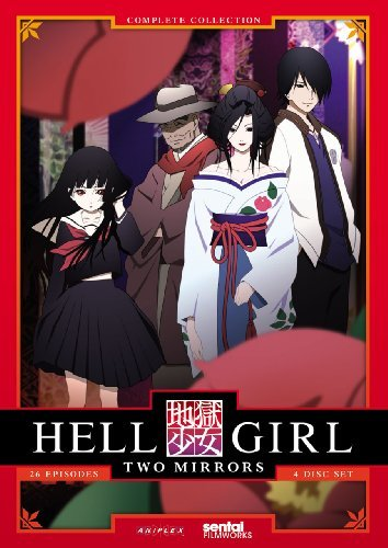 Hell Girl Two Mirrors Season Hell Girl Two Mirrors Jpn Lng Eng Sub Nr 4 DVD