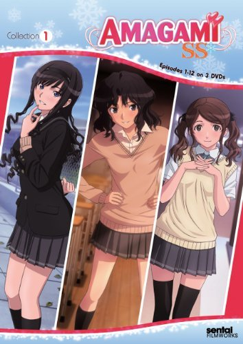 Amagami Ss Collection 1 Amagami Ss Nr 3 DVD