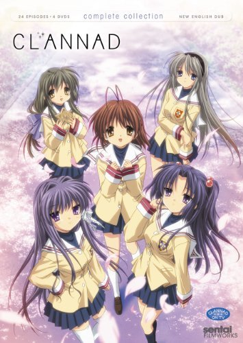 Clannad Complete Collection Clannad Jpn Lng Eng Sub Nr 4 DVD