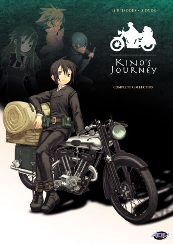 Kinos Journey Complete Collec Kinos Journey Ws Nr 4 DVD