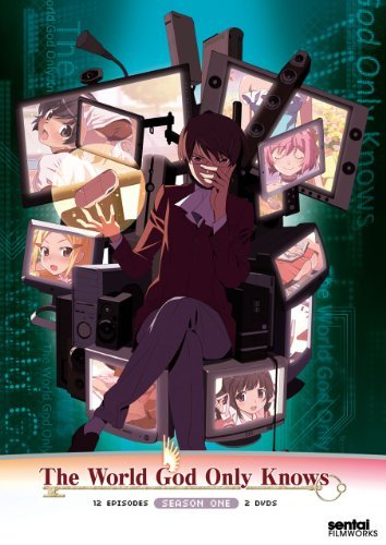 World God Only Knows Complete World God Only Knows Ws Tv14 2 DVD