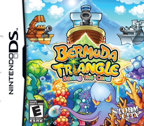 Nintendo Ds Bermuda Triangle Save Coral Storm City E