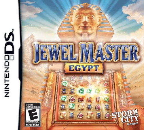 Ninds Jewel Master Egypt Storm City E