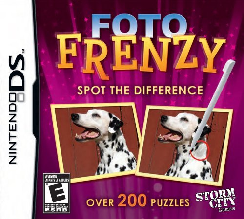 Ninds Foto Frenzy Storm City E