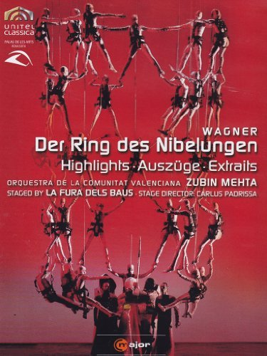 Richard Wagner Der Ring Des Nibelungen Highli