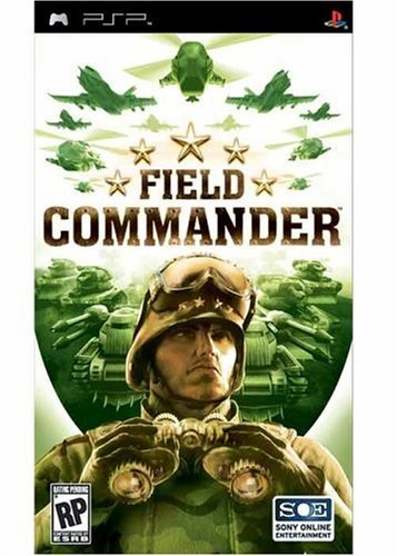 Psp Field Commander Sony Online Entertainment T