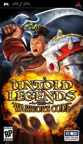 Psp Untold Legends 2 Warrior Code