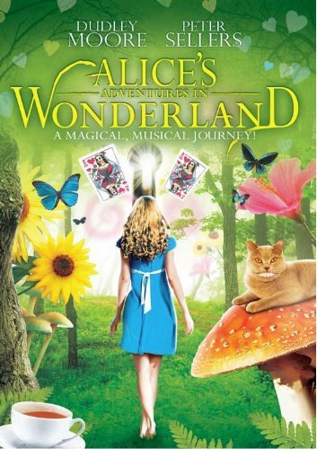 Alice's Adventures In Wonderla Sellers Moore Crawford G