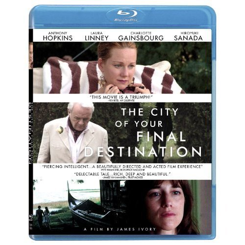 City Of Your Final Destination Hopkins Linney Gainsbourg Blu Ray Ws Pg13