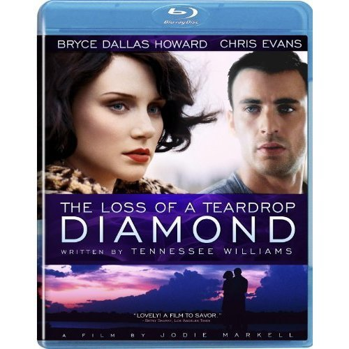 Loss Of A Teardrop Diamond Howard Evans Burstyn Patton Blu Ray Ws Pg13