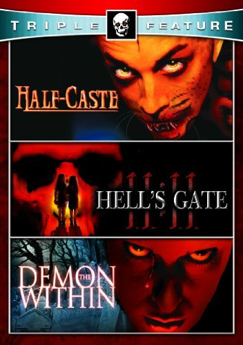 Half Caste Demon Within Hell's Horror Triple Feature Nr 2 DVD