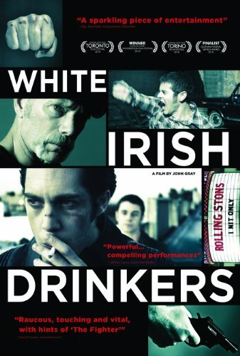 White Irish Drinkers Lang Allen Thurston Blu Ray Ws R