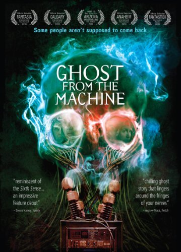 Ghost From The Machine Ghost From The Machine Ws Pg13
