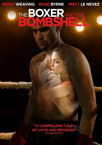 Boxer & The Bombshell Weaving Byrne Nevez Aws R