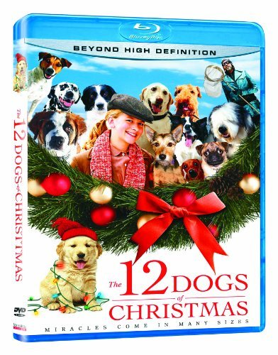 12 Dogs Of Christmas Green Sterling Lutes Blu Ray Ws G