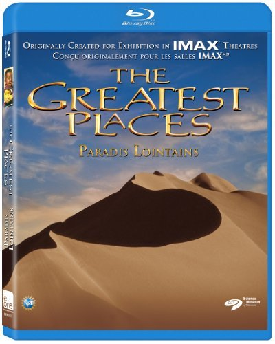 Greatest Places Imax Blu Ray Ws Nr