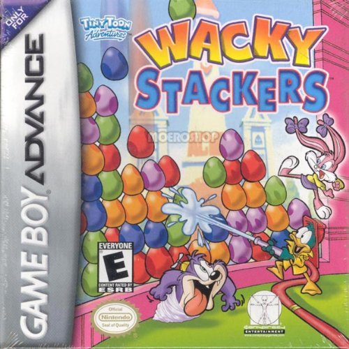Gba Tiny Toons Adventures Wacky S