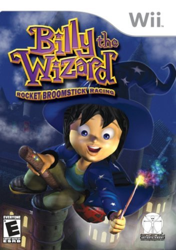 Wii Billy The Wizard Crave E
