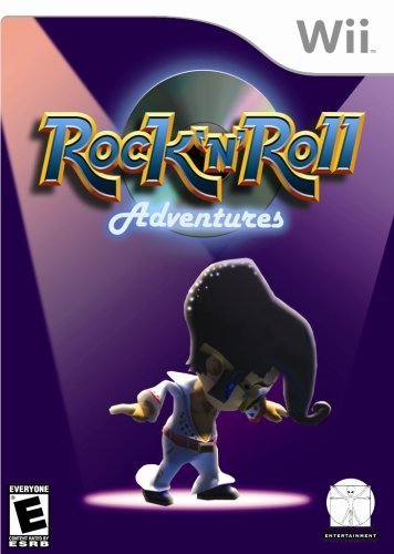 Wii Rock & Roll Adventures