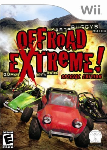 Wii Off Road Extreme Crave E