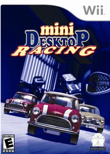 Wii Mini Desk Top Racing Crave Rp