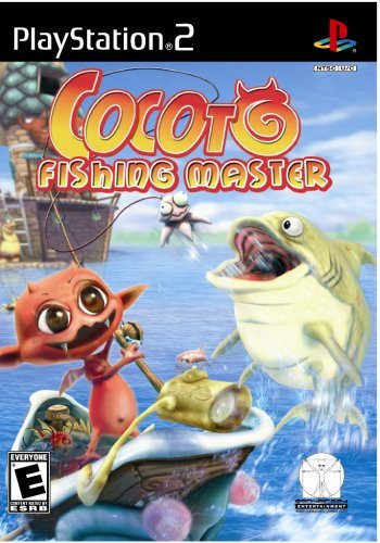 Ps2 Cocoto Fishing Master Crave