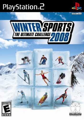 Ps2 Winter Sports Svg Distribution E