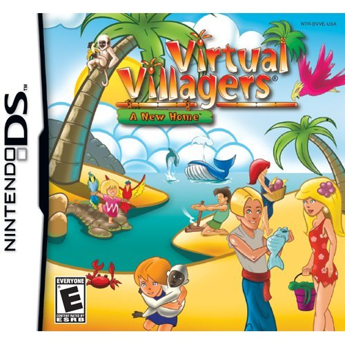 Nintendo Ds Virtual Villagers