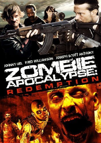 Zombie Apocalypse Redemption Gel Williamson Clark Ws Nr