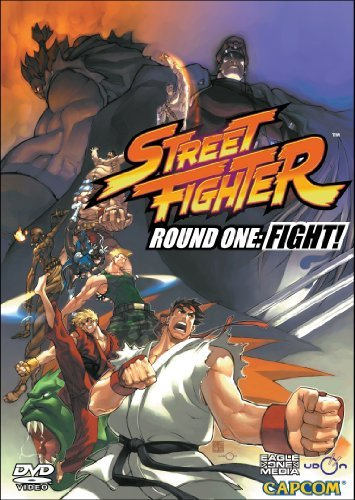 Round One Fight Street Fighter Nr