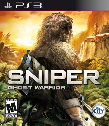 Ps3 Sniper Ghost Warrior M