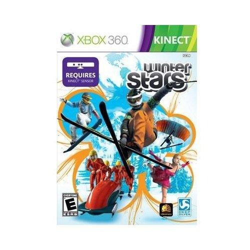 Xbox 360 Kinect Winter Stars Majesco Sales Inc. E