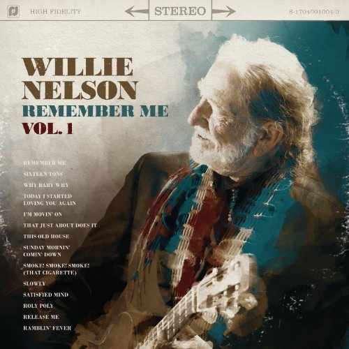 Willie Nelson Vol. 1 Remember Me