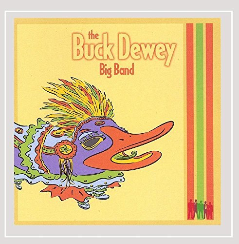 Dewey Buck Big Band War Bonnet Love Sonnet