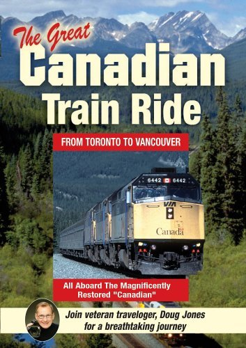 Great Canadian Train Ride Great Canadian Train Ride Nr