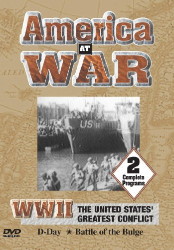 America At War Wwii D Day & B America At War Wwii Nr