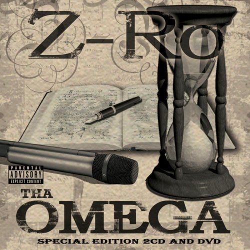 Z Ro Tha Omega Explicit Version 3 CD