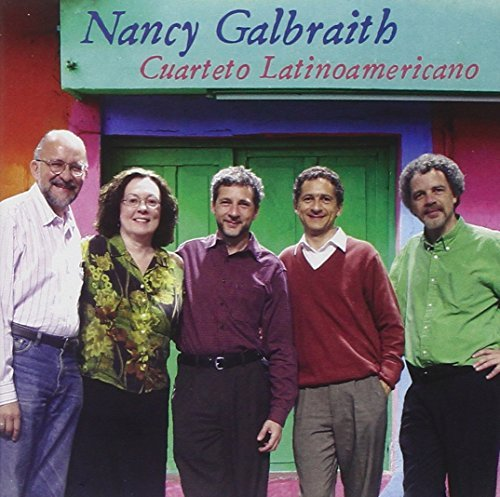 Nancy Galbraith Cuarteto Latinoamericano