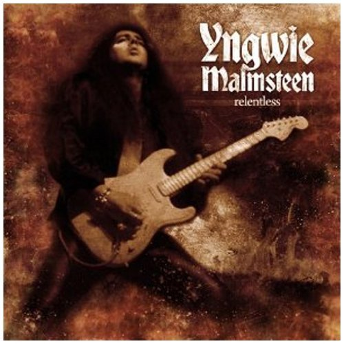 Yngwie Malmsteen Relentless