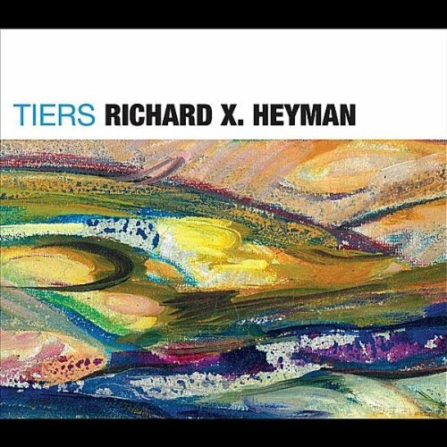 Richard X. Heyman Tiers And Other Stories 2 CD